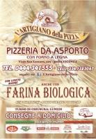 Foto del menù di L'ARTIGIANO DELLA PIZZA